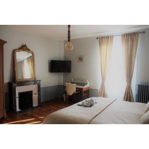Chambre de la suite Marguerite Marie